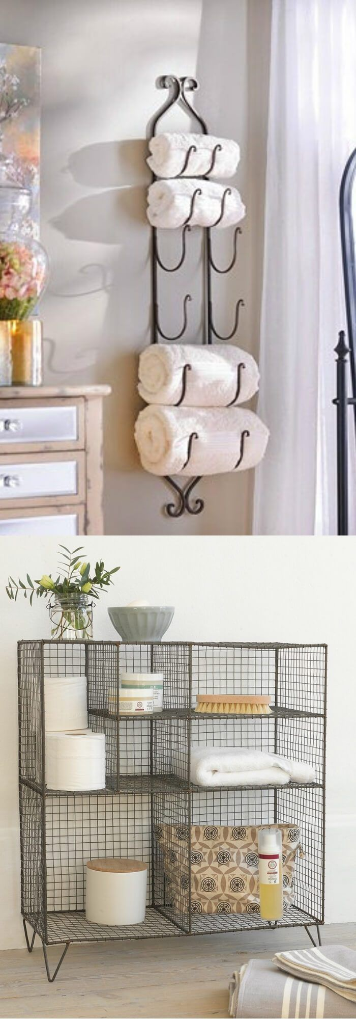 Photo of 51+ Best Small Bathroom Storage Designs & Ideas For 2019