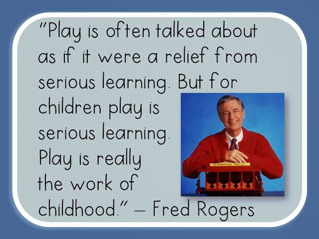 Mr Rogers Daniel The Tiger Early Childhood Quotes Preschool Quotes Childhood Quotes