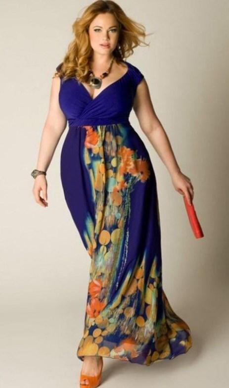 most flattering maxi dresses for plus size | my best dresses