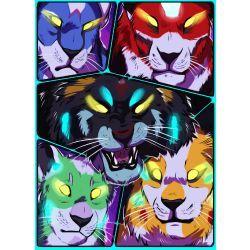 Which Voltron lion do you pilot?