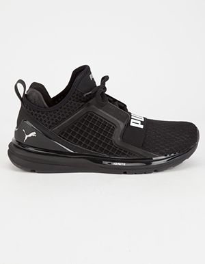 091de15b PUMA Ignite Limitless Womens Shoes Black | Clothes in 2019 ...