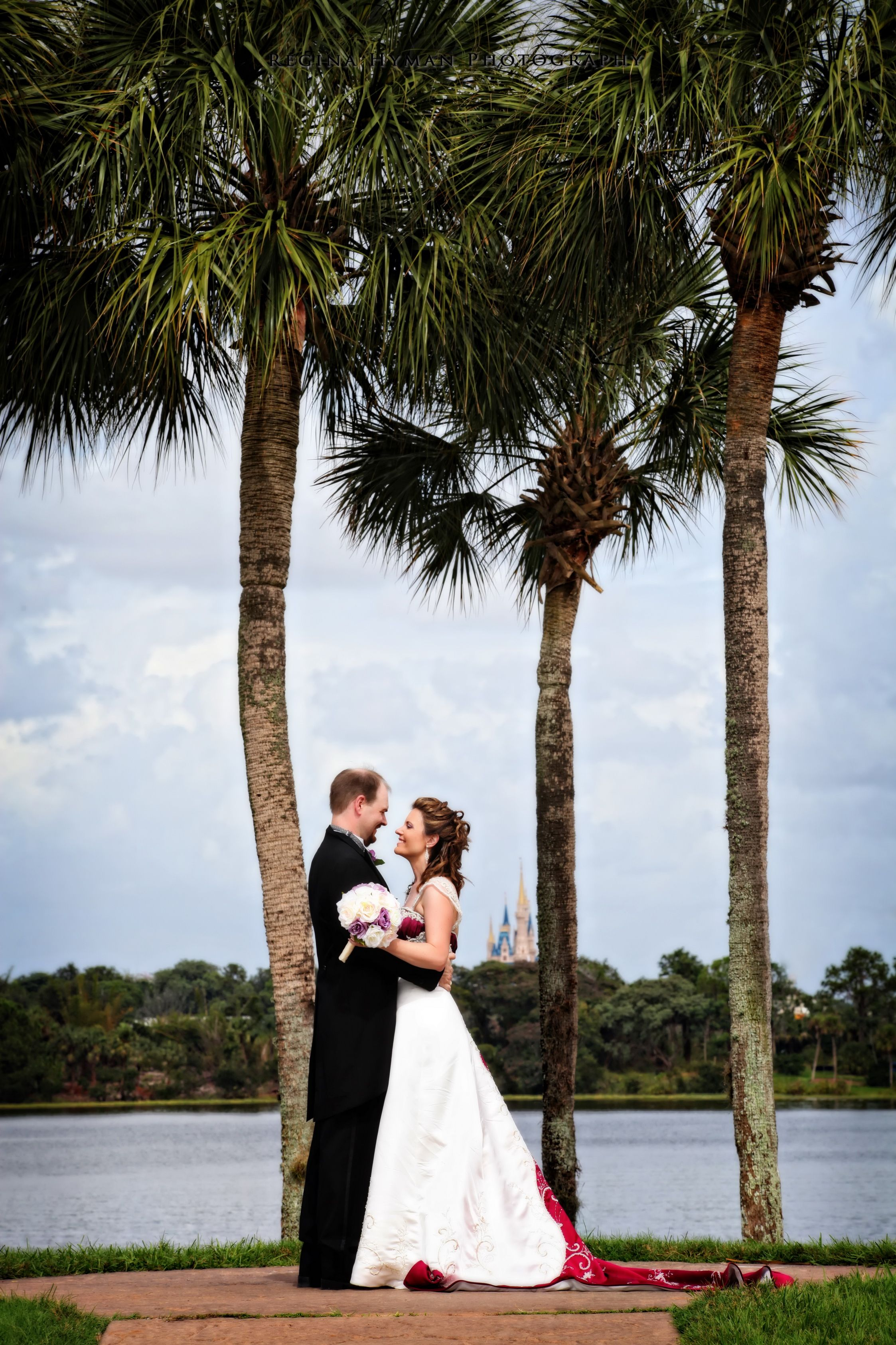 Disney Wedding Orlando Photographer Regina Hyman Photography Destination