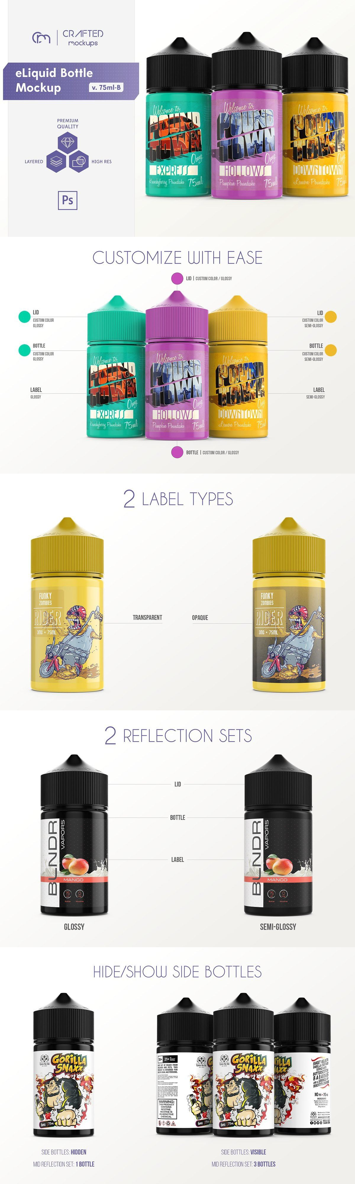 Are you looking for vape bottle mockups for your unicorn or chubby gorilla bottles? Chubby Gorilla Bottle Mockup Psd Wine Bottle Paper Wrap Mockup Download Free And Premium Psd Free Chubby Gorilla 60ml Vape Li