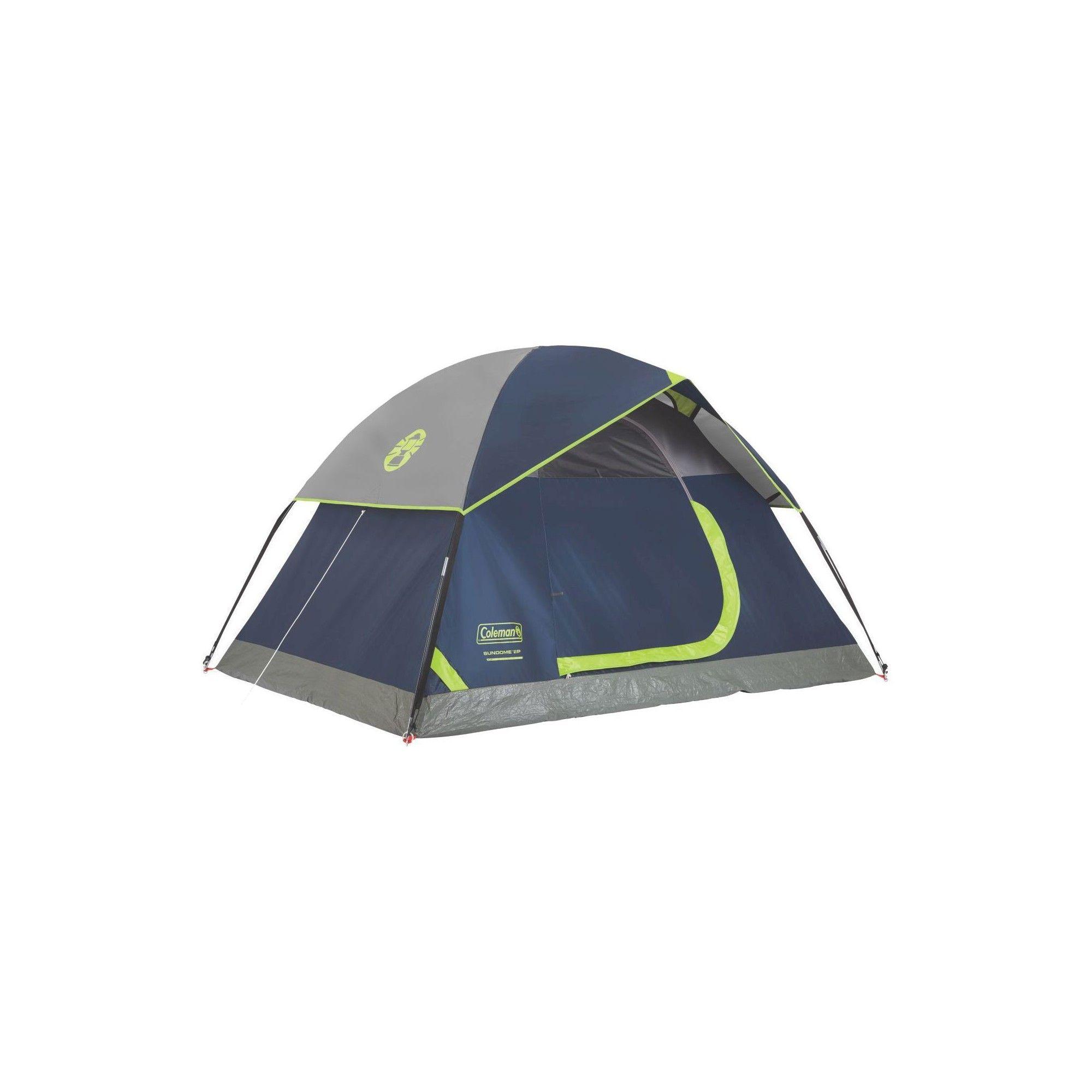 Coleman Sundome 2-Person Dome Tent - Navy Blue  sc 1 st  Pinterest & Coleman Sundome 2-Person Dome Tent - Navy Blue | Dome tent Tents ...