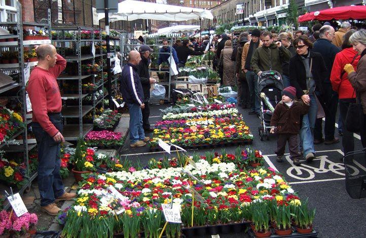 East London Columbia Road Flower Market In East London Google Search Columbia Road Flower Market East London London City