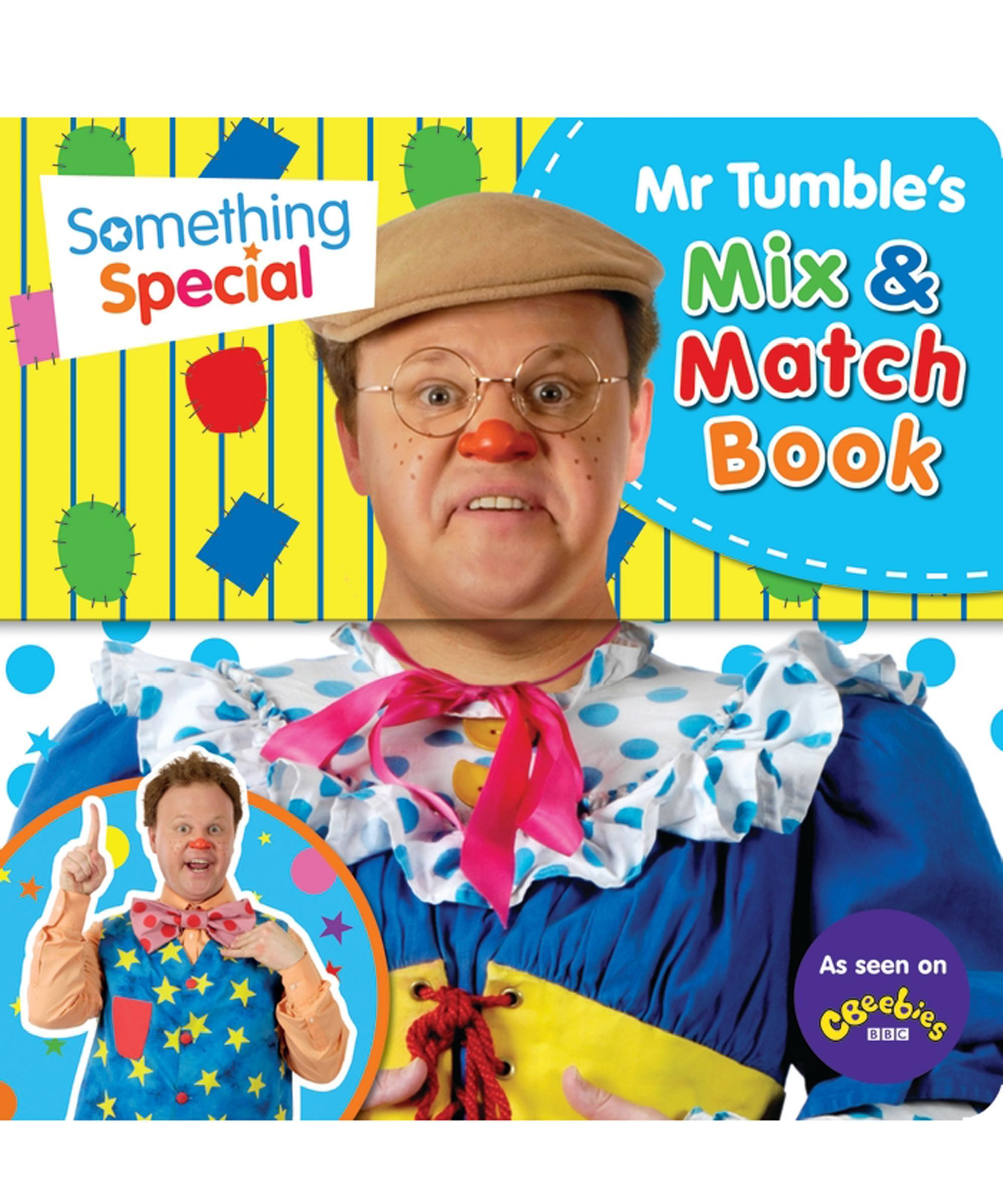 Something Special Mix and Match Board Book | Mr tumble ...