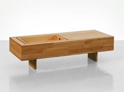 Couch-Tisch, Beistell-Tisch, Eigenbau