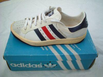adidas Wimbledon · 80s ClothingVintage SneakersVintage ...