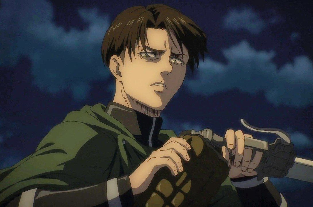 Here are some of the attack on titan characters that have to go now. Levi | Season 4 in 2021 | Levi season 4, Levi ackerman ...