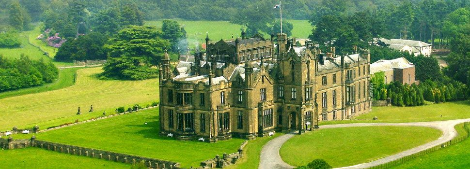 Tour Allerton Castle, North Yorkshire England - setting of The ...