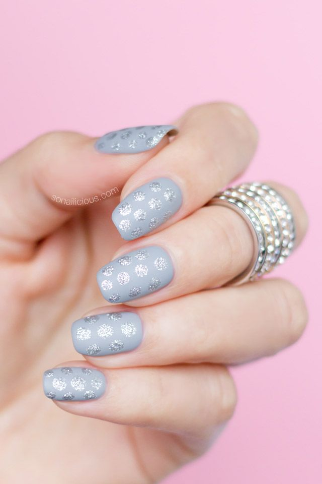 10 Easy Nail Art Projects To Try This Weekend {How To-s Provided ...