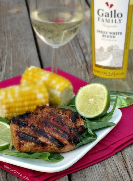 Grilled Honey Lime Chicken #SundaySupper | My Site