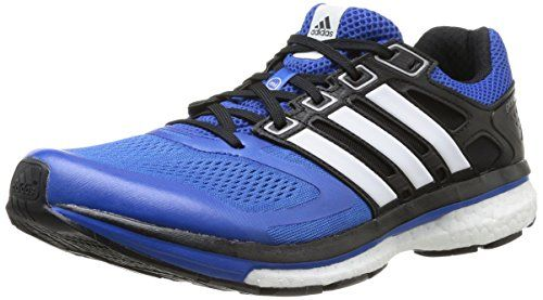 Adidas Supernova Glide Boost 6 - Zapatillas de running, color Blue Beauty/White/Core Black, talla 44 EU (9.5 ) - http://paracorrer.com/producto/adidas-supernova-glide-boost-6-zapatillas-de-running-color-blue-beautywhitecore-black-talla-44-eu-9-5/