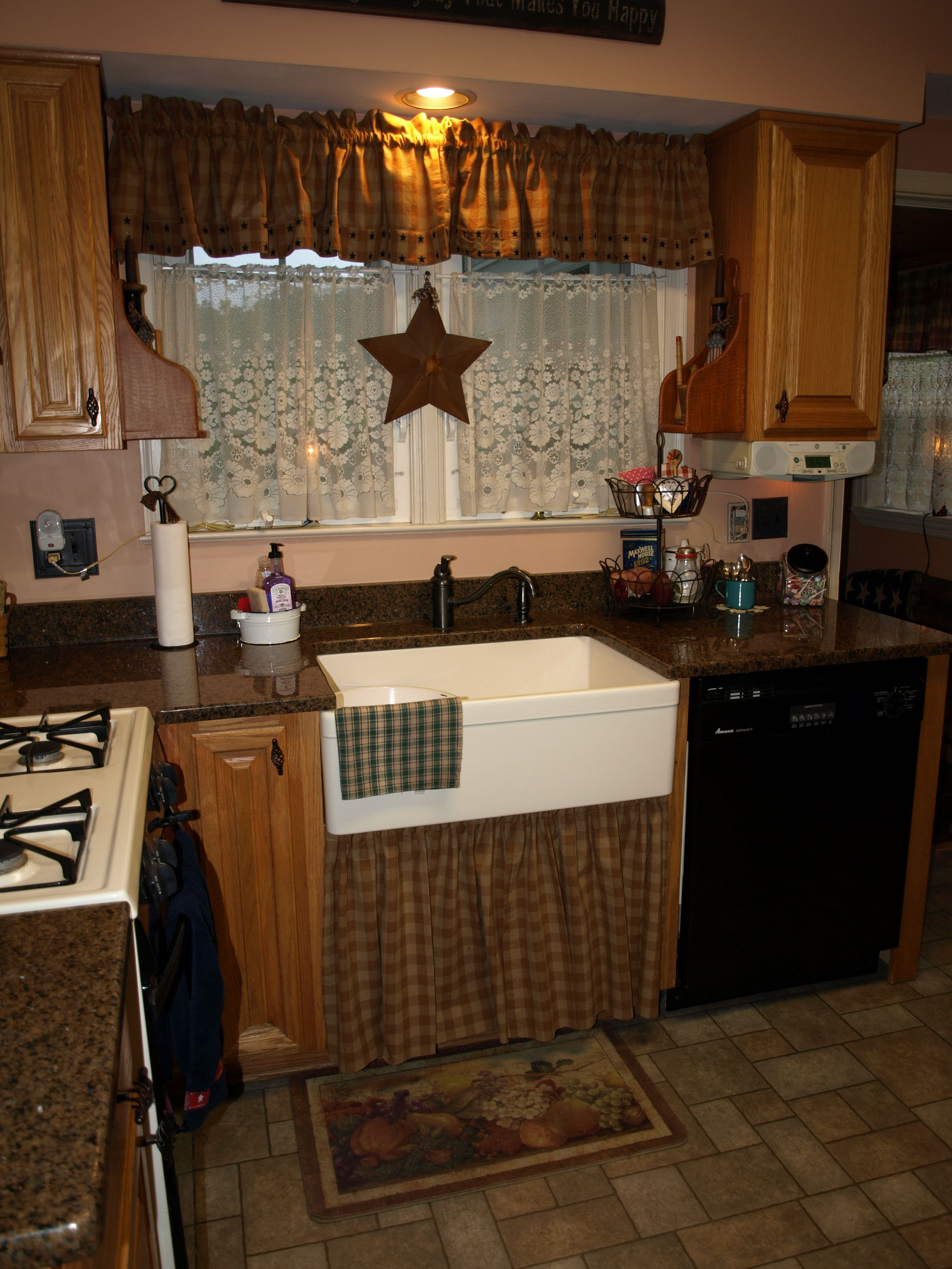 on kitchen decor themes rustic id=29752