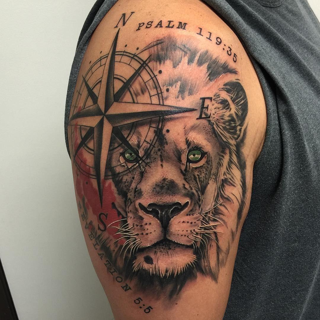 125+ Best Attractive Nature Tattoo