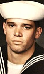 Navy PO3 Christopher M. Dickerson, 33, of Eastman, Georgia. Died April 30, 2004, serving during Operation Iraqi Freedom. Assigned to Naval Mobile Construction Battalion 14, Jacksonville, Florida. Died of injuries sustained when an improvised explosive device detonated near his vehicle during combat convoy operations near Ramadi, Anbar Province, Iraq.