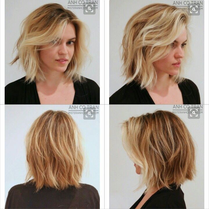 hairstyles bob beliage tran ahn besthairstyle overprocessed relationshipspin xyz haircut afkomstig