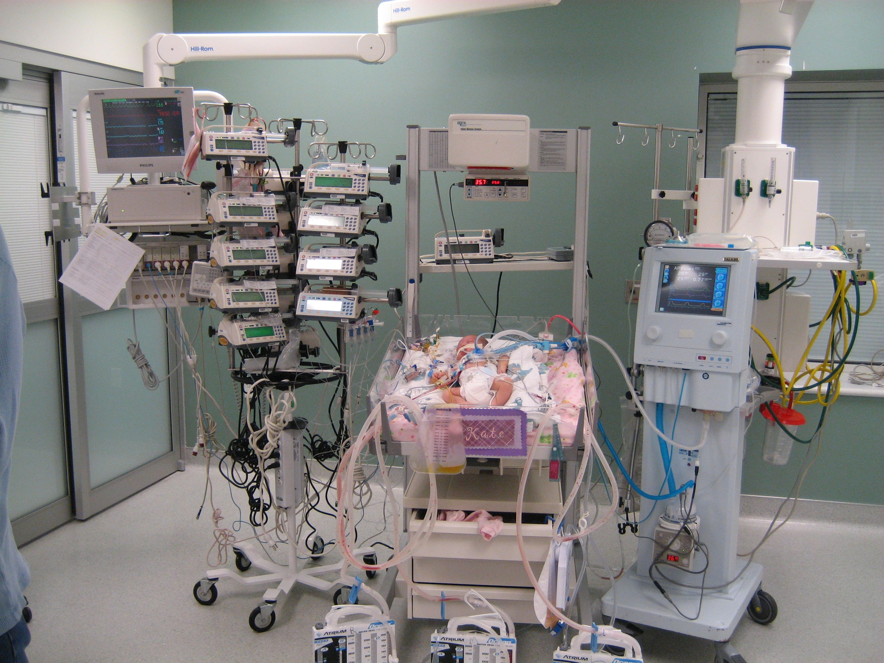 Pediatric Cardiac Icu Very Intense And Very Rewarding  Being A