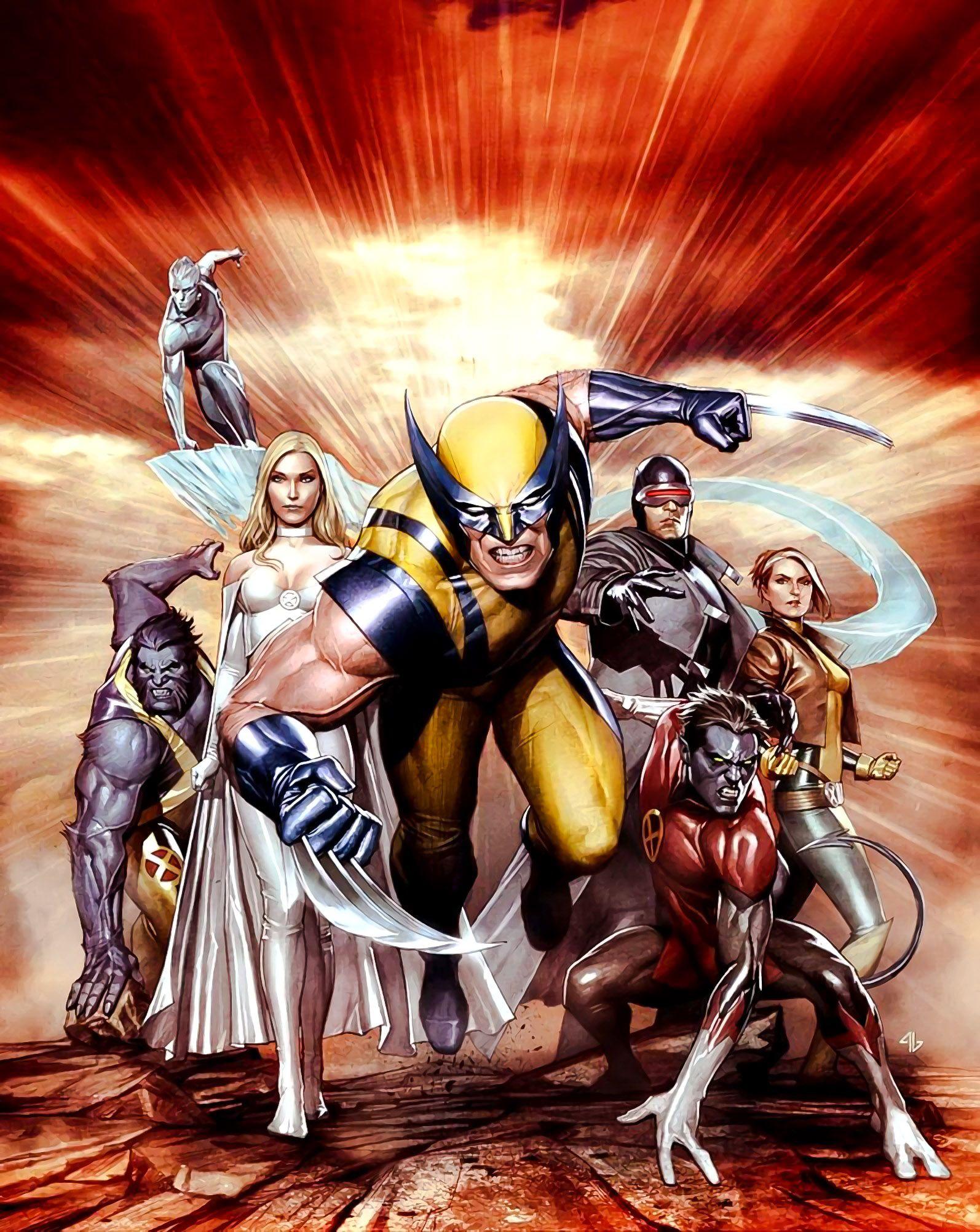 bc1f6db98cf Wolverine and the X-Men | Comics Stuff | Comic books, Marvel comics ...