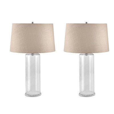 "Breakwater Bay Lynnfield 30"" Table Lamps (Set of 2) Bulb Type: 100W Medium Base Incandescent"