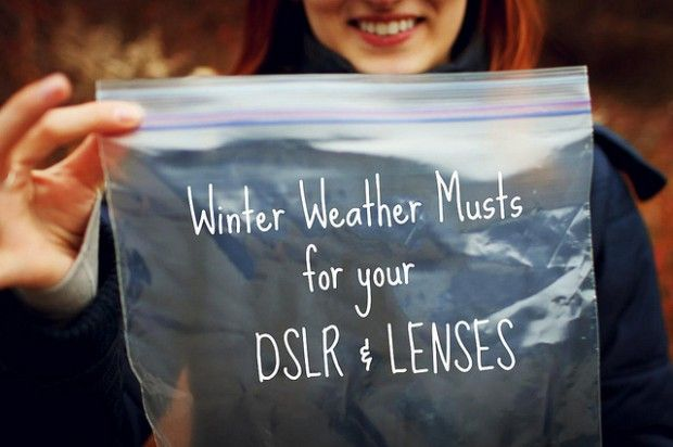 Winter Weather Guide: Cameras Catch Colds Too - Sara Lynn Paige | Oakville…