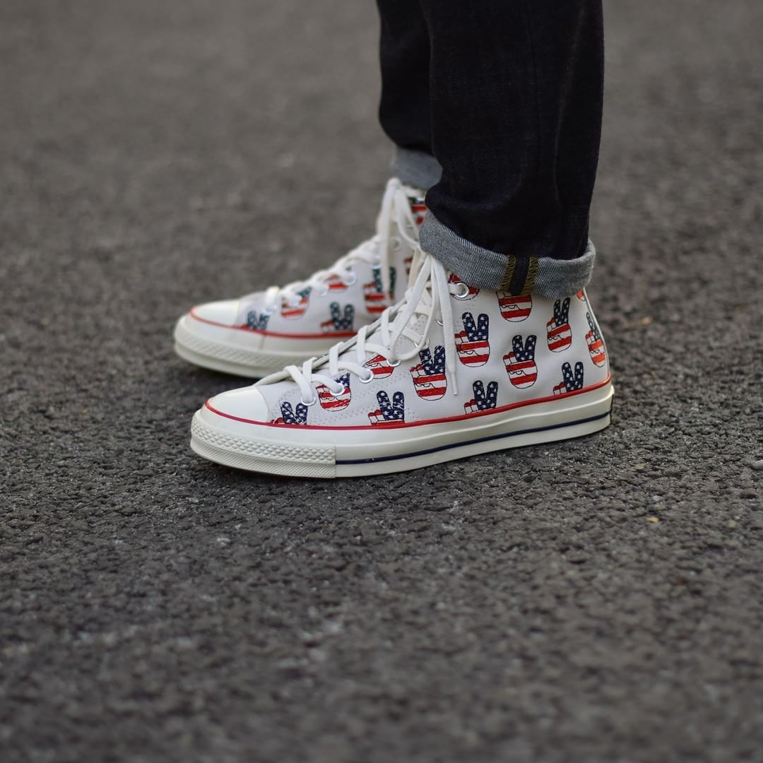 Converse Chuck 70's USA Election Day . Disponible/Available: SNKRS.COM