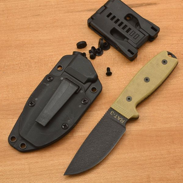 Ontario Knife: R.A.T. 3