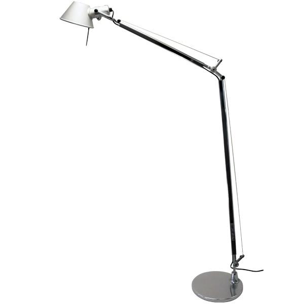Artemide Tolomeo Lettura Floor Lamp Aluminium In 2020 Lamp Tolomeo Lamp Floor Lamp