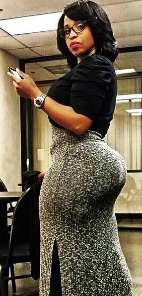 Sexy women with a big ass