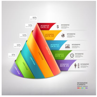 Business Infographic creative design 1115 free