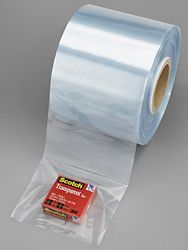 classier and safer than saran wrap for m p soaps heat shrink tubing