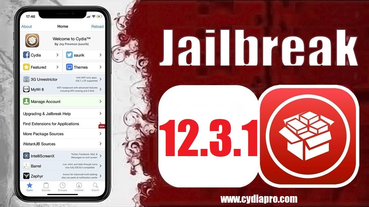 download Cydia iOS 12.3.1 is the latest updated Cydia app