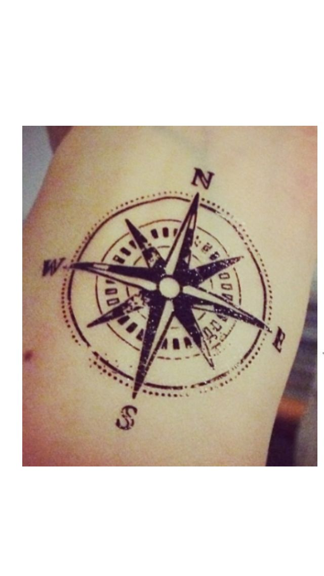 Tattoo ideas #compass