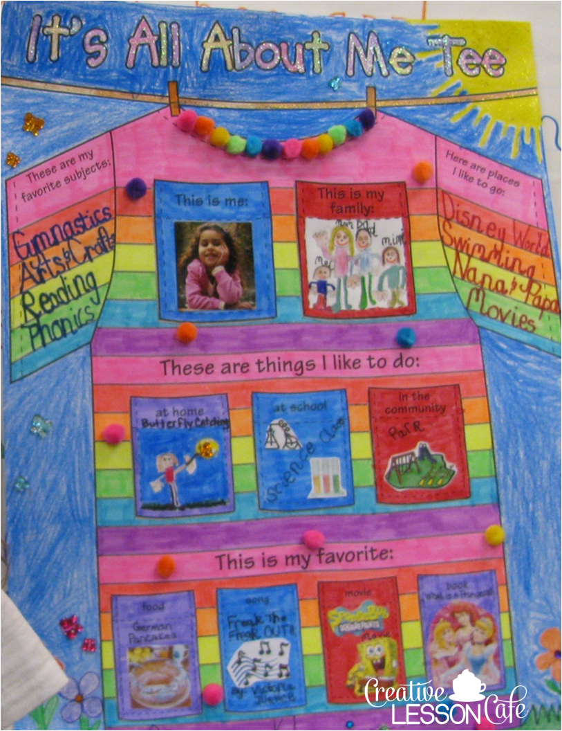 star of the week poster template - star student all about me posters alexis pinterest