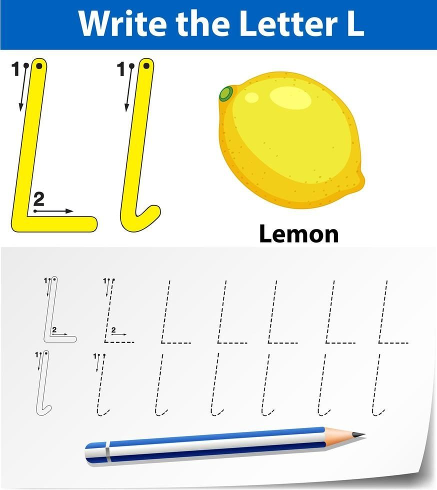 Letter L Clipart Free In 2021 Alphabet Worksheets Letter L Worksheets Free Lettering [ 980 x 874 Pixel ]