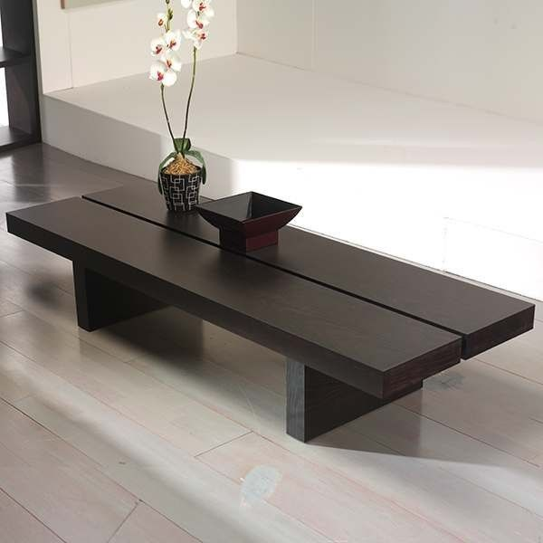 Tokyo Coffee Table When The Japanese Inspiration Joined The