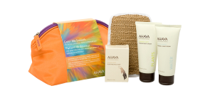 #AHAVA Dead Sea Minerals  COLOR ME SMOOTH gift set  #GIVEAWAY one lucky reader will win this gift set and pamper their skin with nutrient-rich Dead Sea materials  #Israel