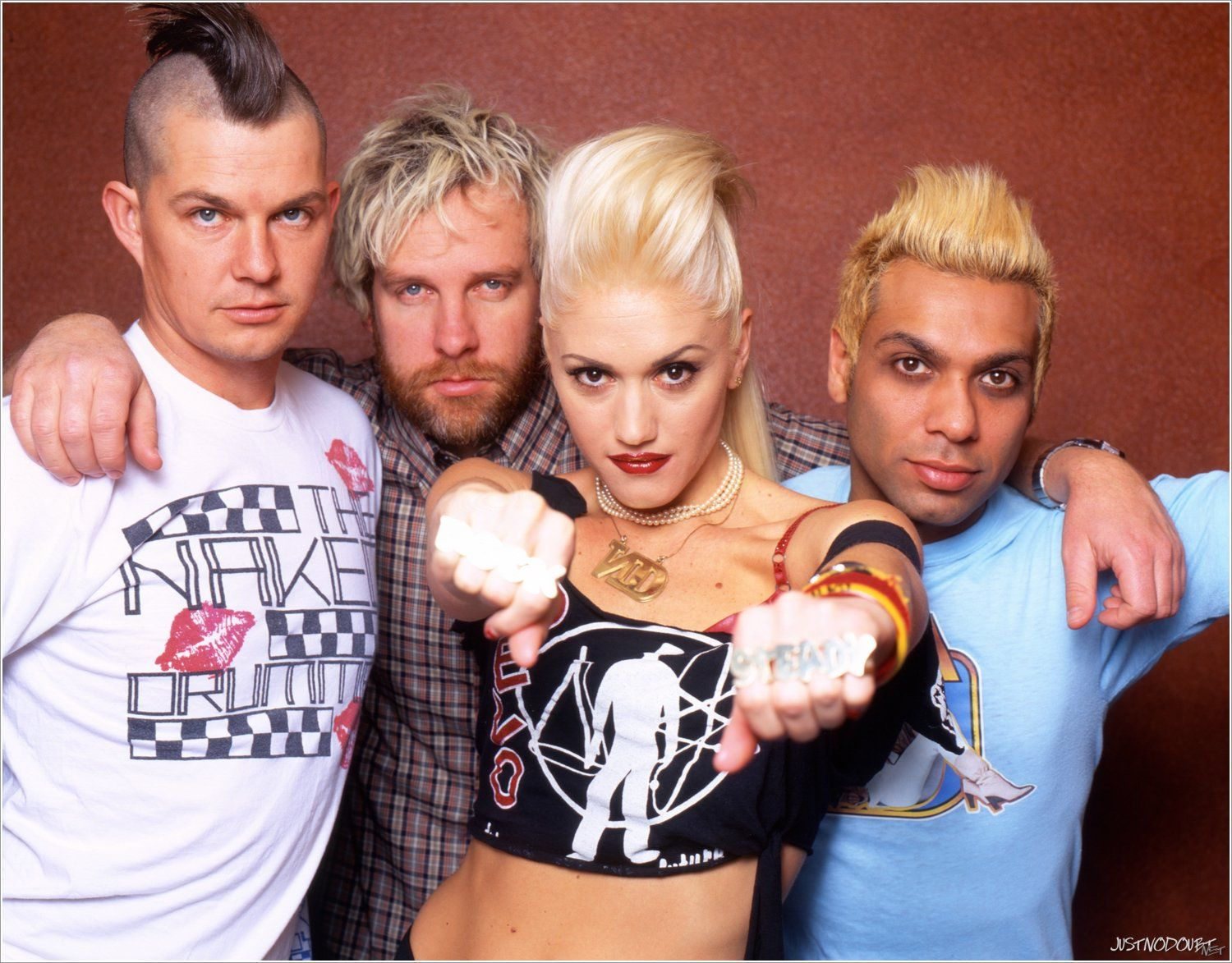 No Doubt Since 1995 Songs Just a Girl more Find No Doubt bio ...