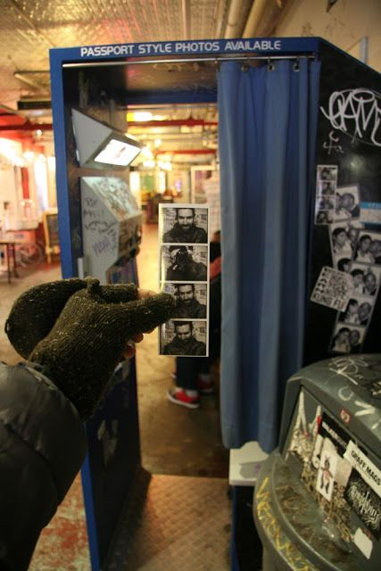 Retro Photobooths