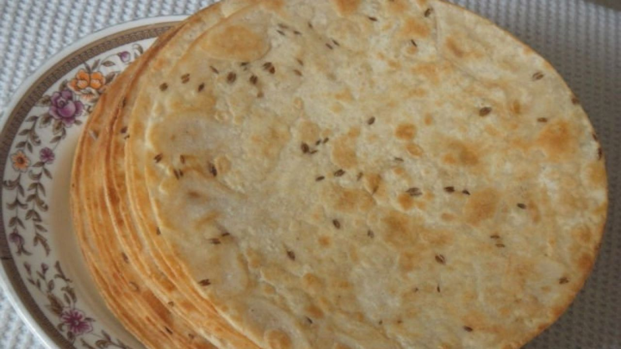 طريقة عمل خبز شباتي Chapati Bread Bread Chapati