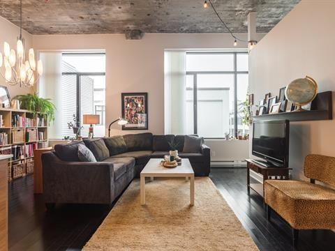 Loft Studio à louer à Le Sud-Ouest (Montréal) - 1 400 $  mois Eros