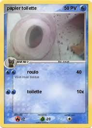 Image result for toilette carte