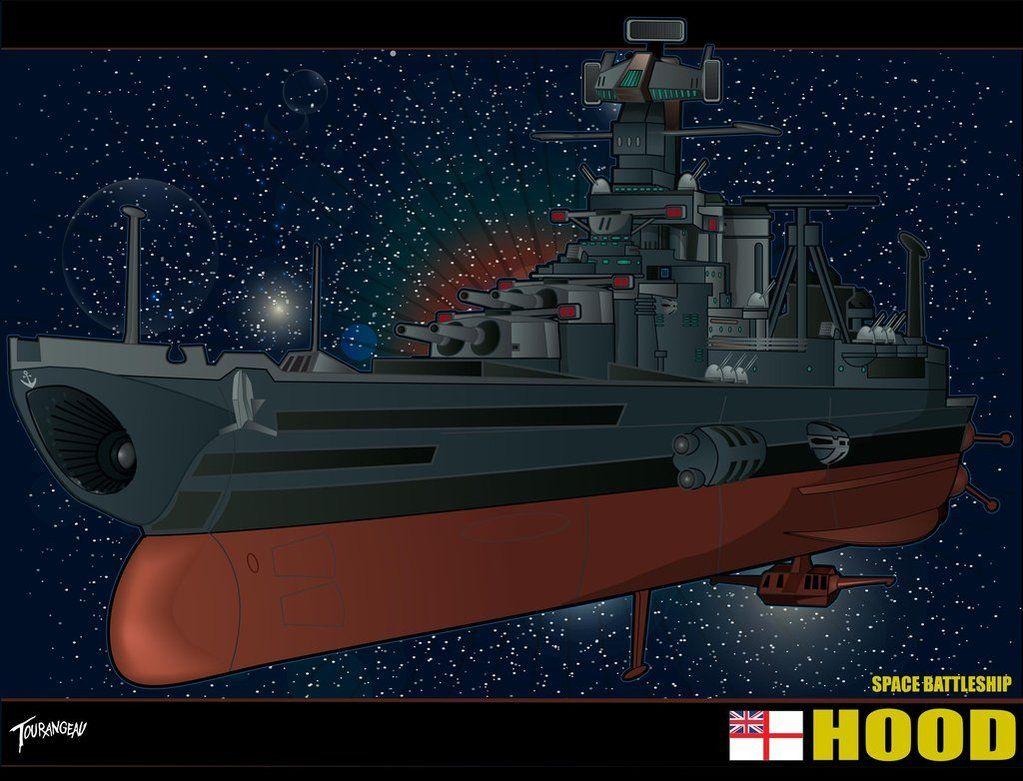 Yamoto Favourites By Dasuberbevan On Deviantart Space Battleship Hood Wallpapers Battleship