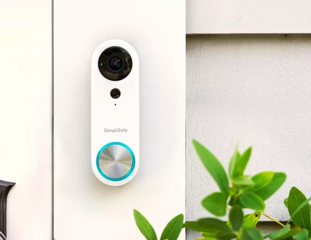 SimpliSafe Video Doorbell Pro in 2019 Smart home