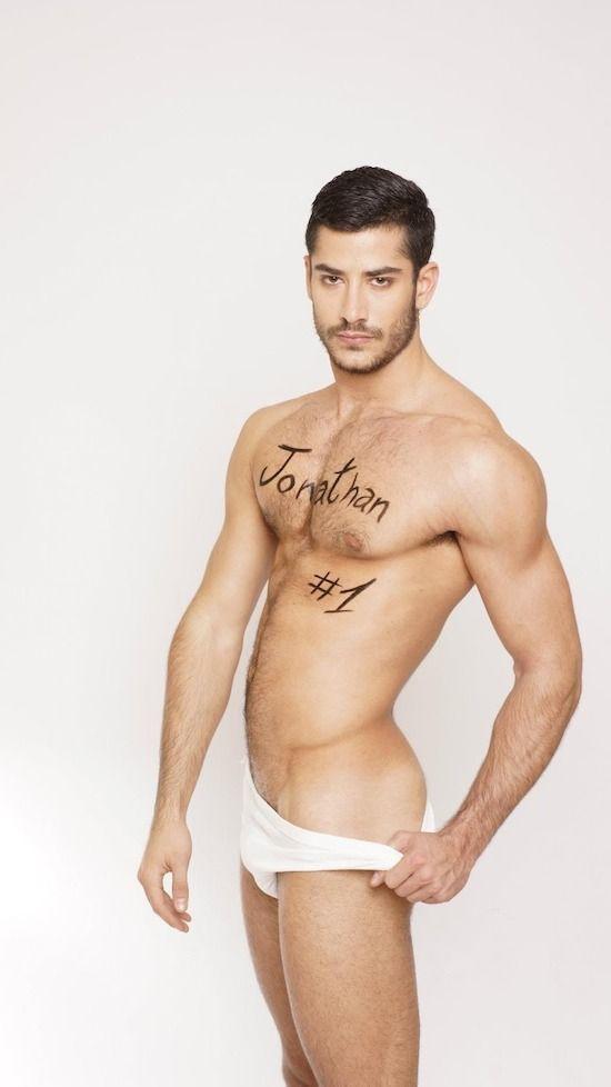 spanish nude hunk men