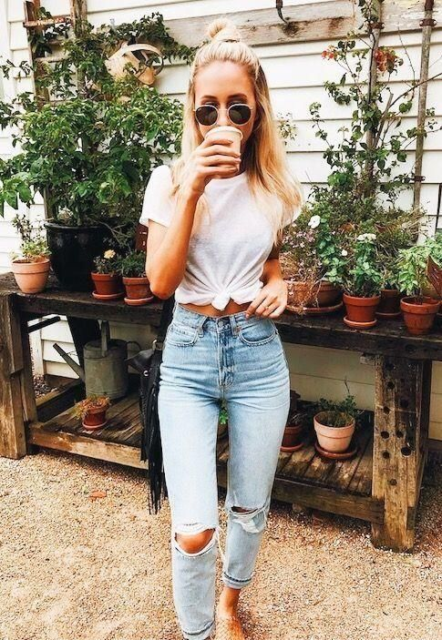 23 Best Summer Outfits for 2019 #summerfashion
