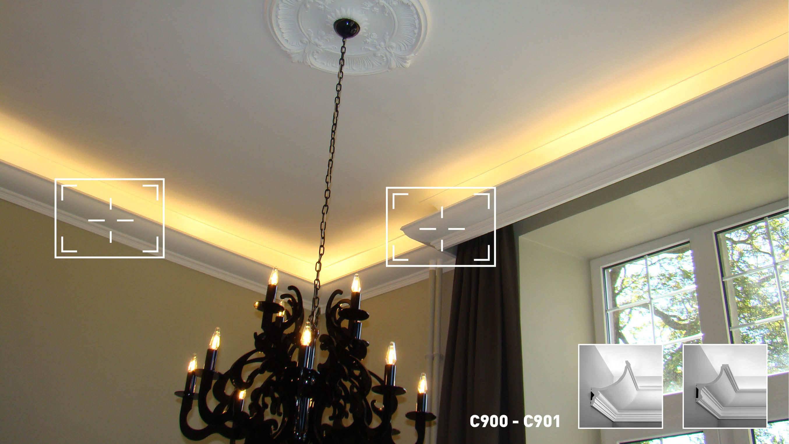 ceiling coving lighting. Tips \u0026 Tricks By ORAC Decor For Indirect Lighting - Can Light Up Your · Ceiling CovingCan Coving R