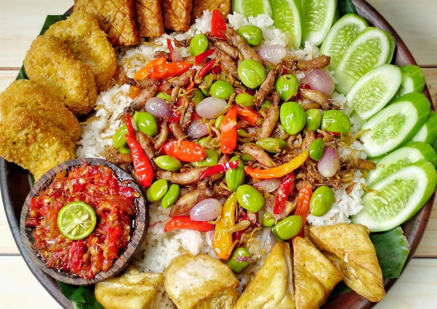 Resep Nasi Liwet Oleh Susan Mellyani Resep Resep Masakan Masakan Masakan Indonesia