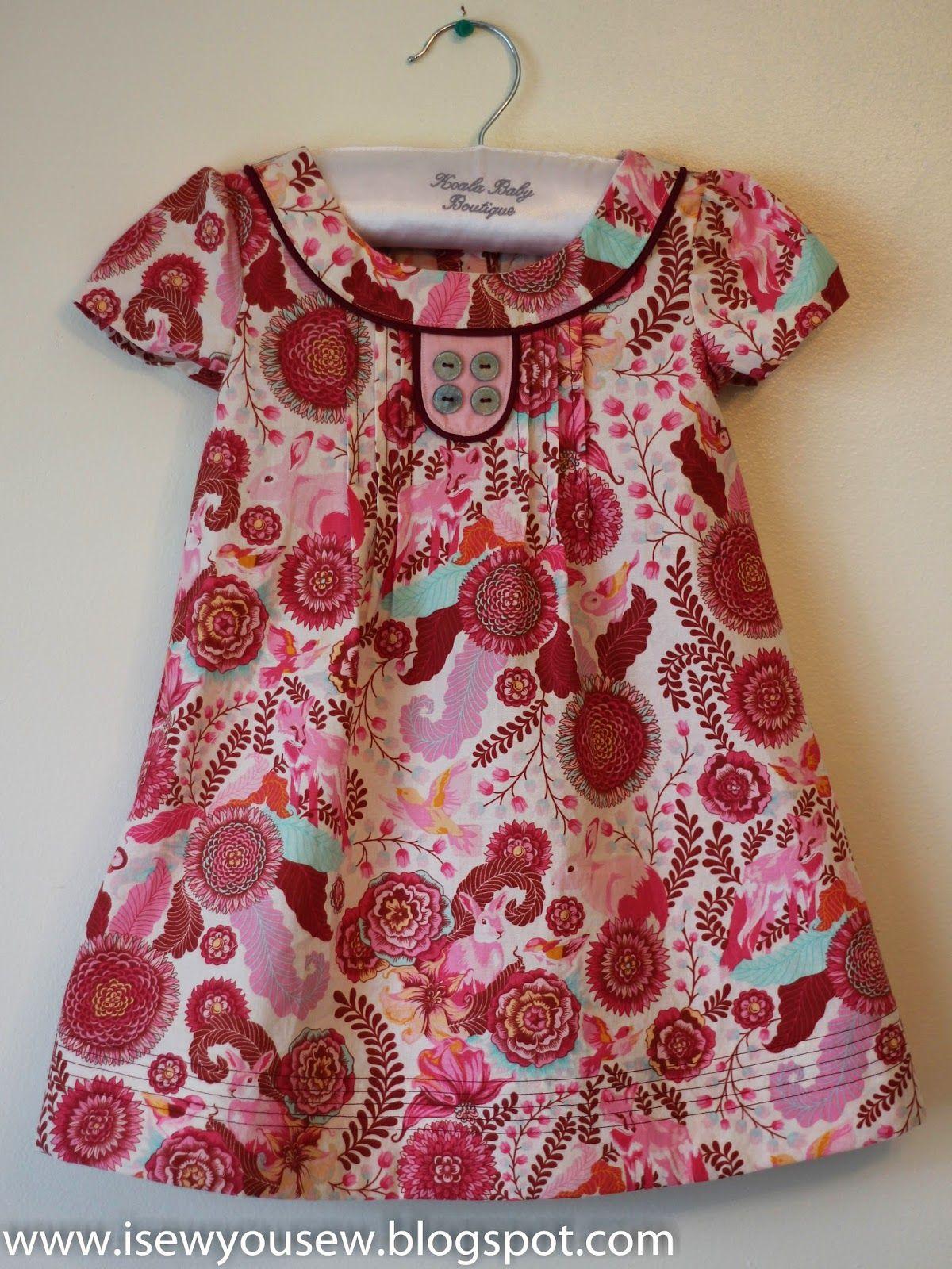 I Sew, You Sew Easter Dress 4.0 Easter dress, Little