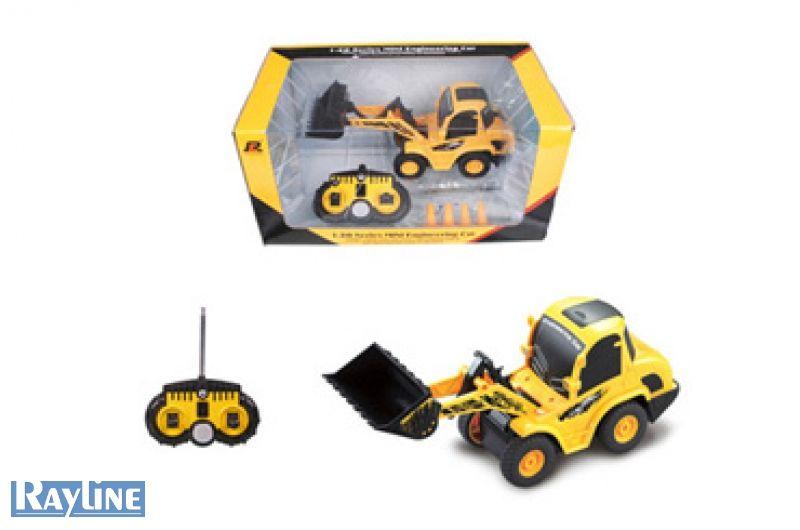 RC Mini Engineering Car